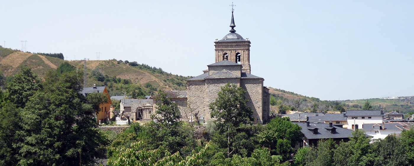 Crossing Galicia