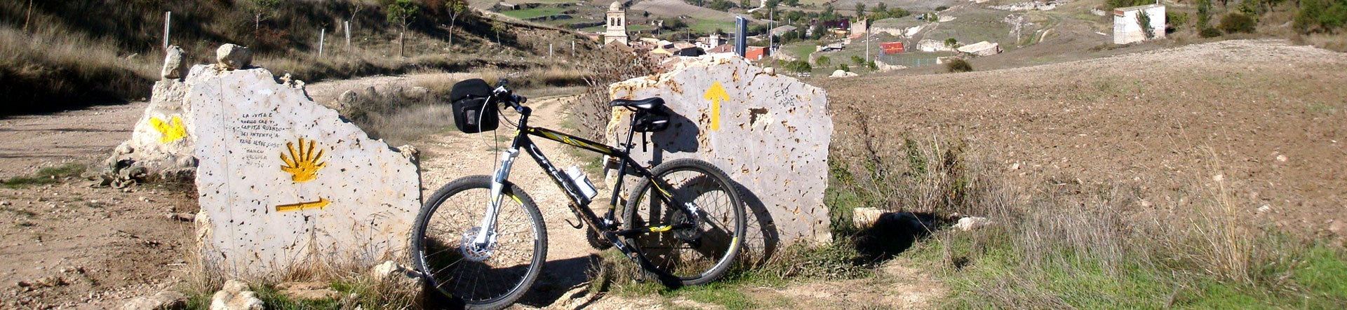 Cycling the French Camino